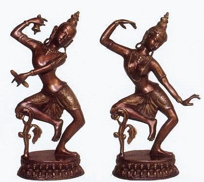 La danse Indienne 178
